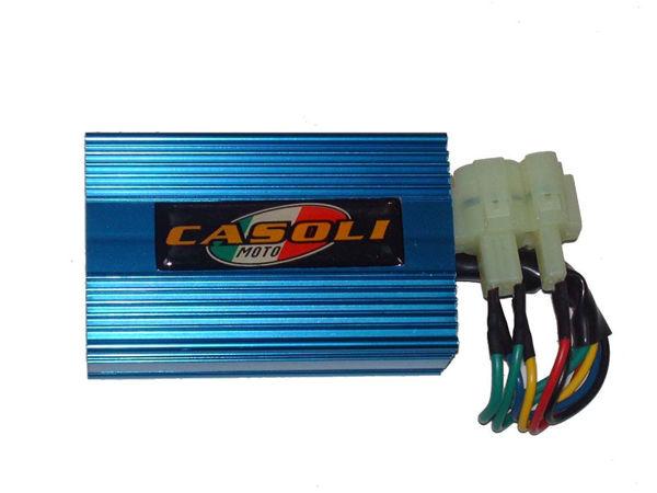 Εικόνα της CDI  RΑCING GY125-AC- FIX ΓΩΝΙΑ ADV SV K