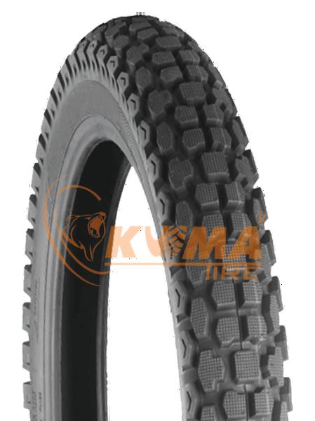 Εικόνα της ΕΛΑΣΤΙΚΑ KUMA K529 TT 2.50-17, 38L VN