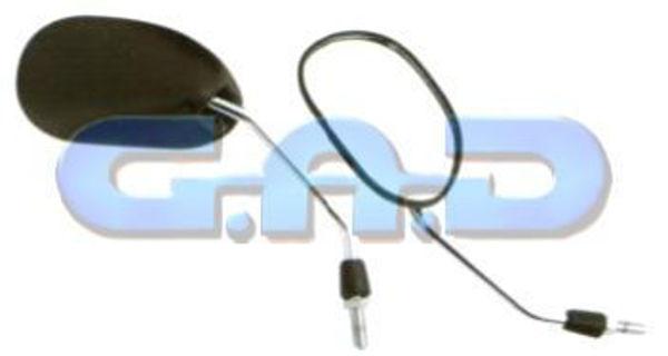 Εικόνα της ΚΑΘΡΕΠΤΕΣ 10mmCL-CL 8,5X14cm -BLACK MAT